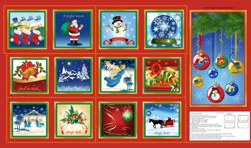 Quilting Treasures - Holiday Treasures  - 45423 R