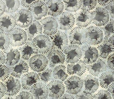 Hoffman Fabrics Bali Chop - Abstact Floral December K2490-597