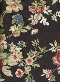 Tomorrow's Promise Black Floral 2015-J