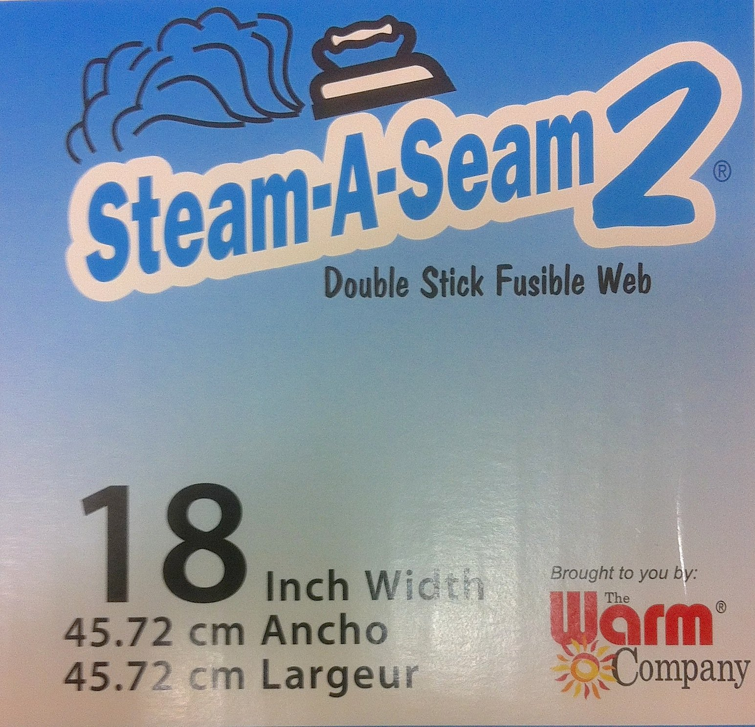 steam-a-seam2  per yard