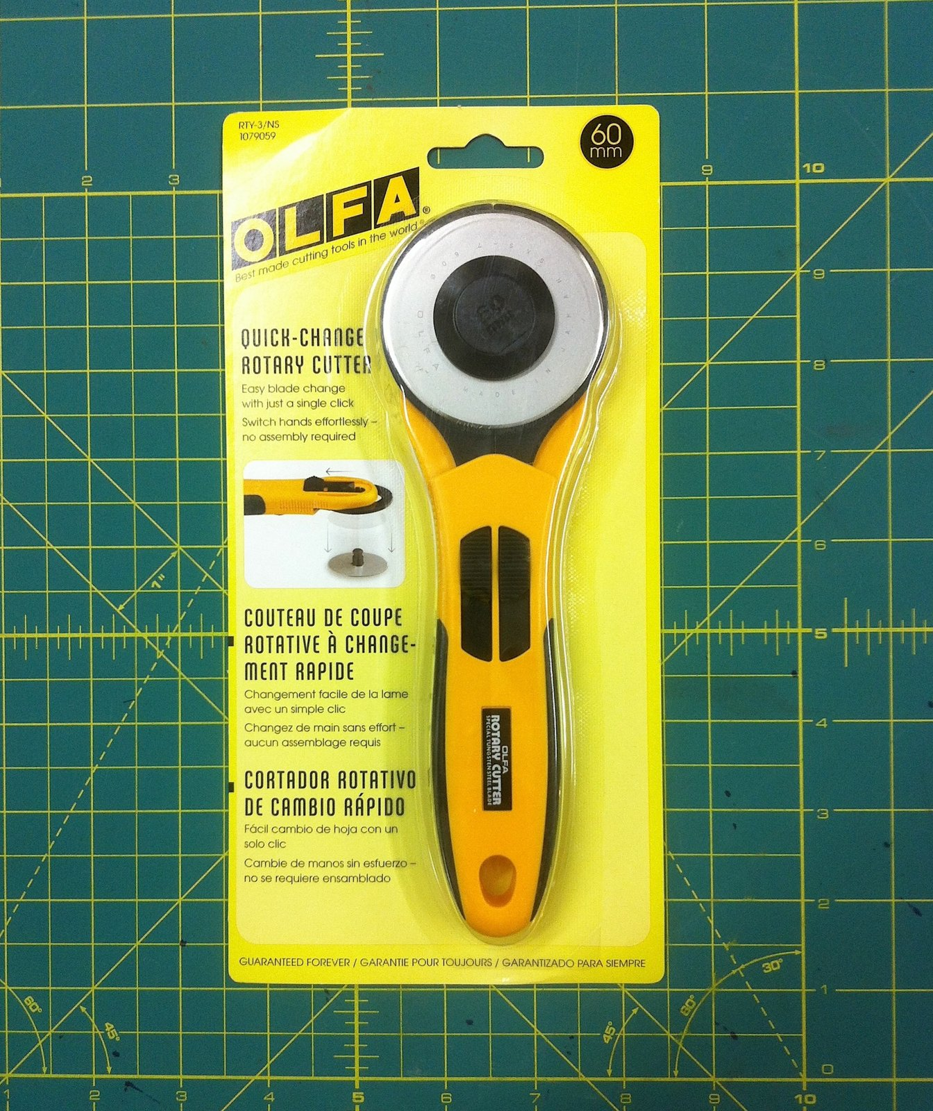 Olfa 60mm Original Rotary Cutter