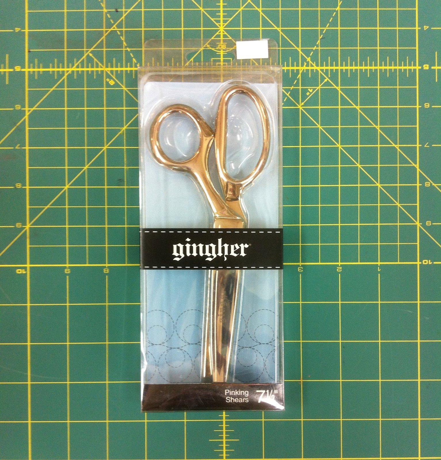Gingher 8 Left Hand Knife-edge Dressmaker Shears
