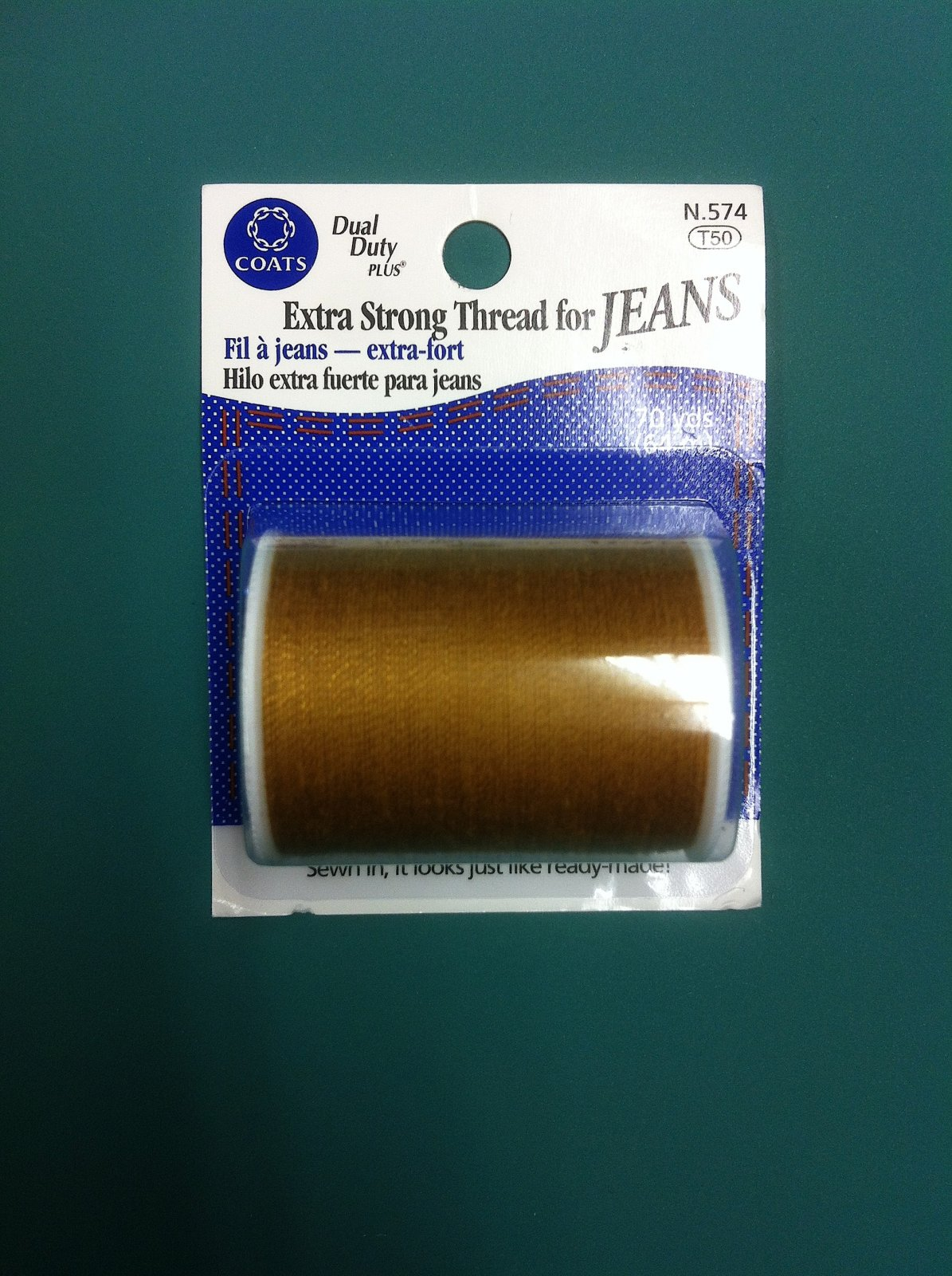 Extra Strong Thread for Jeans