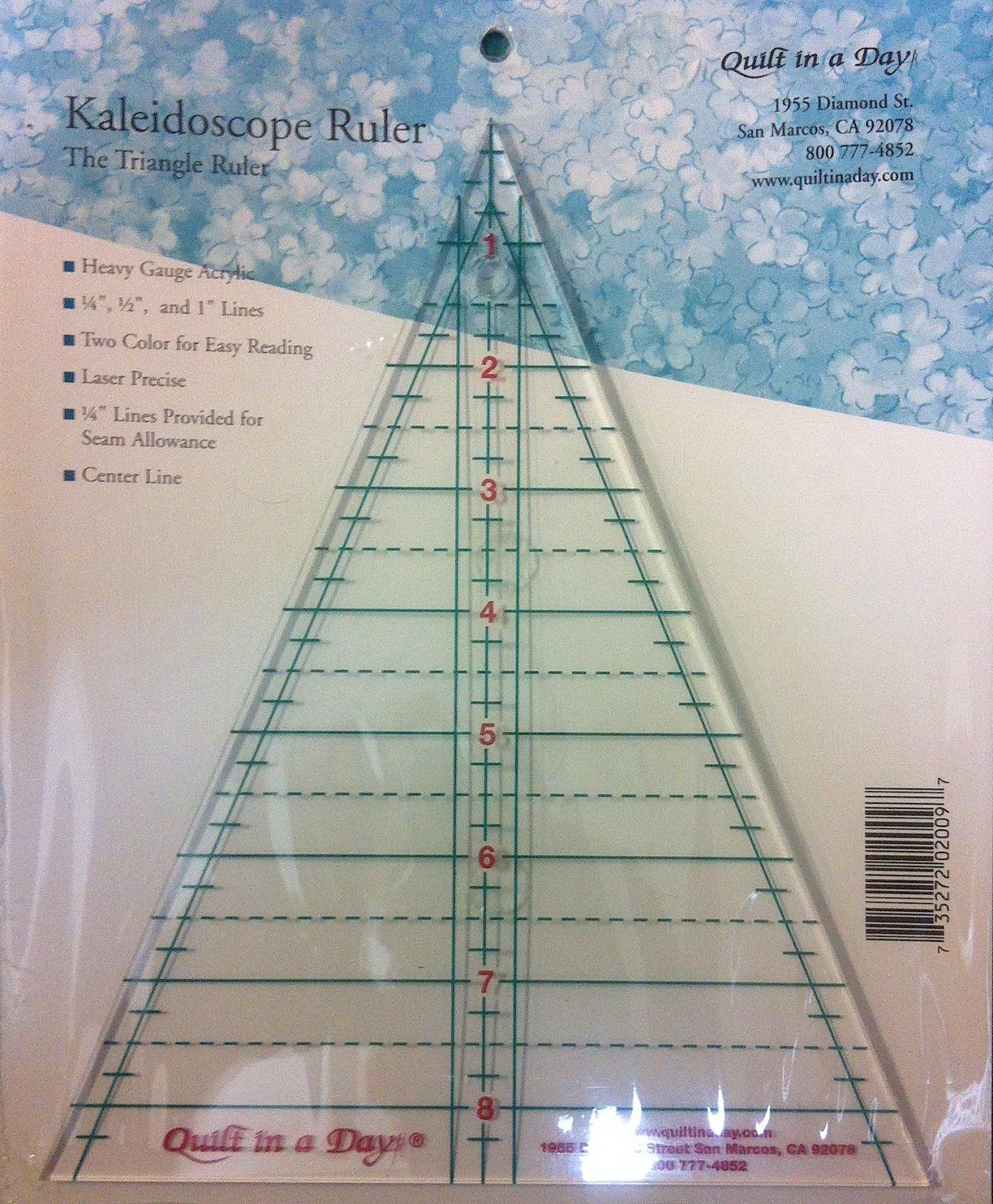 Kaleidescope Ruler