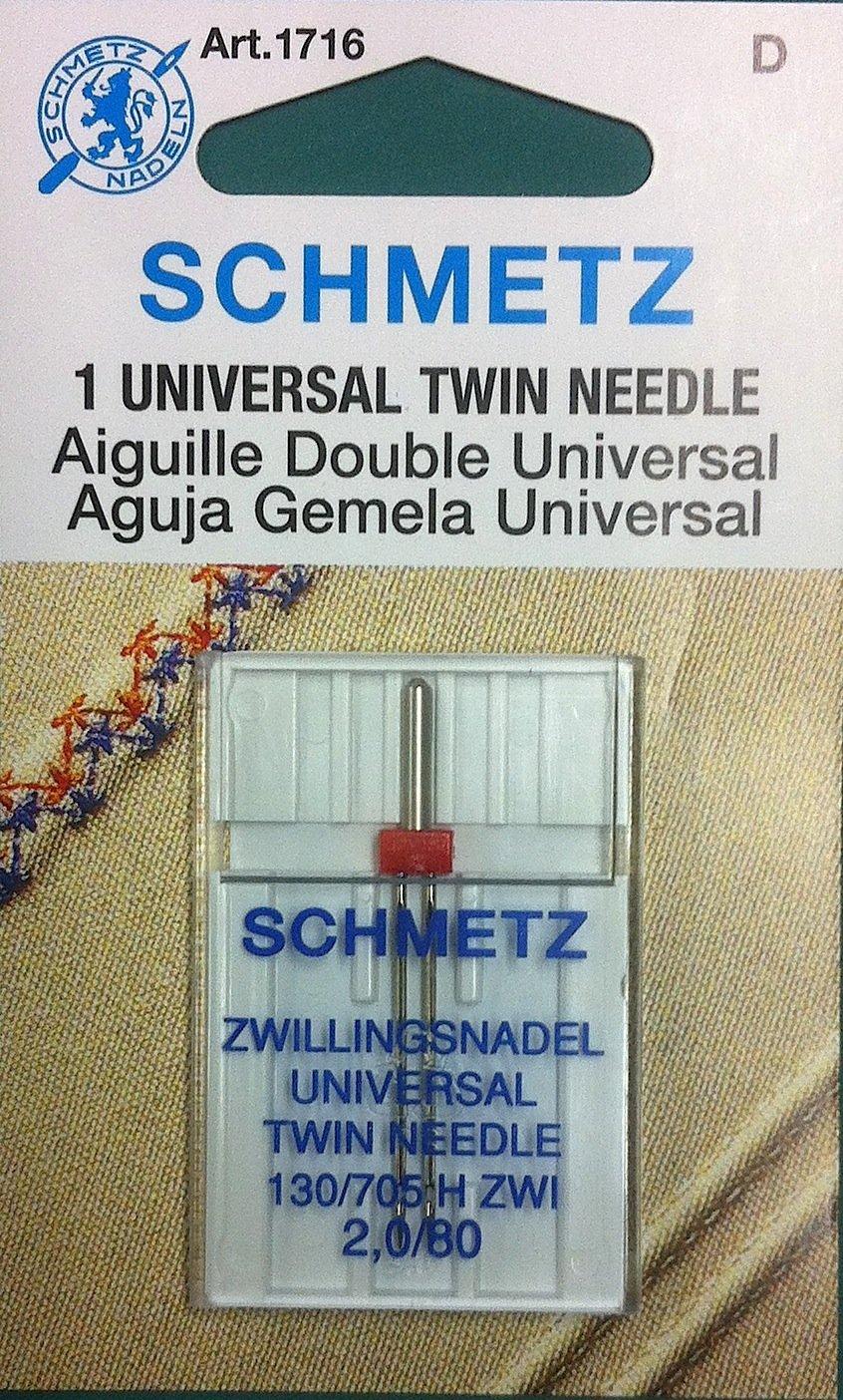 Schmetz Twin Needle 2.0/80