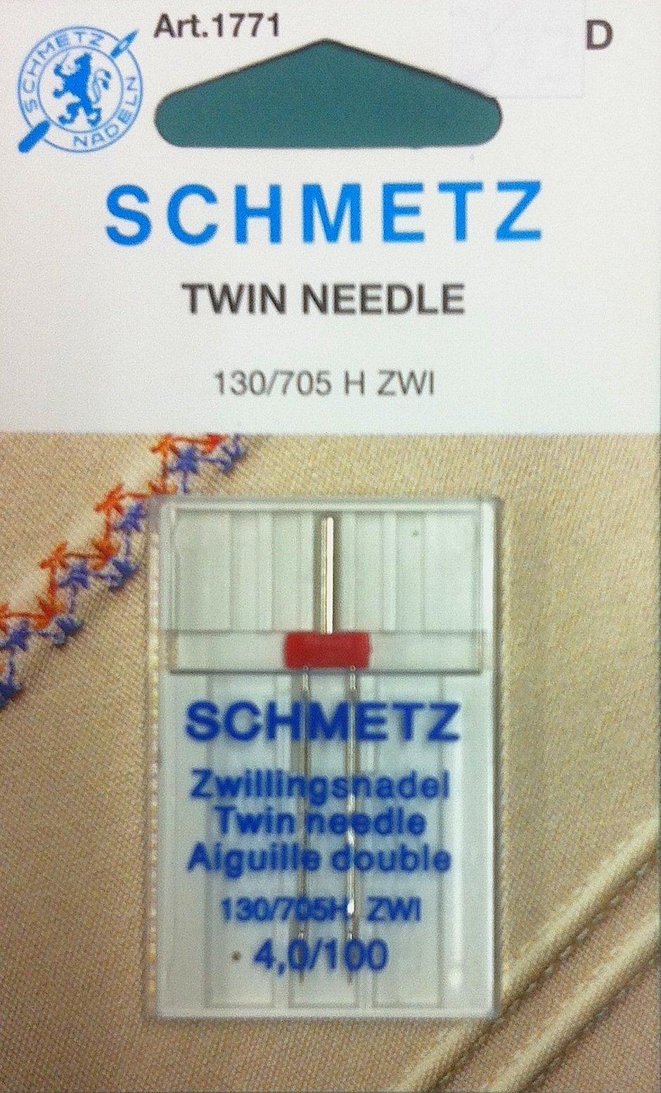 Schmetz Twin Needle 4.0/100