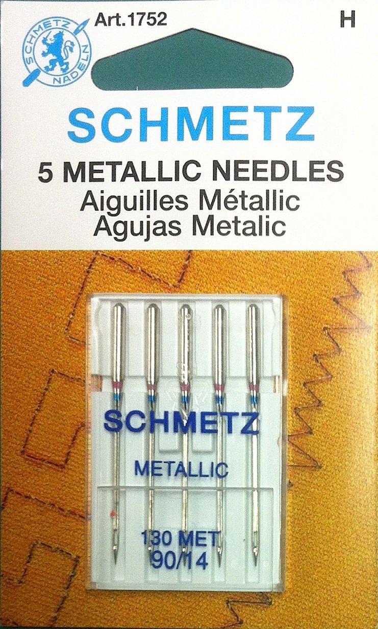 Schmetz Metallic Needles 90/14
