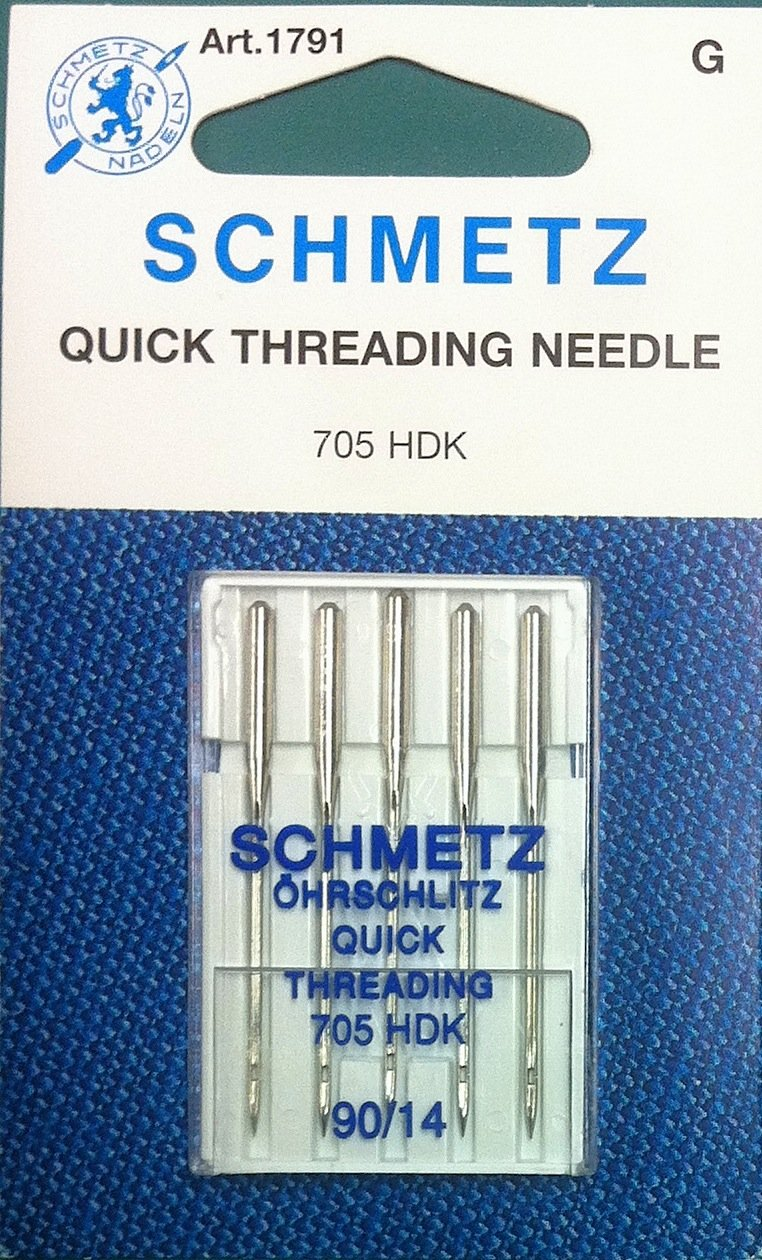 Schmetz Quick Threading Needle 90/14