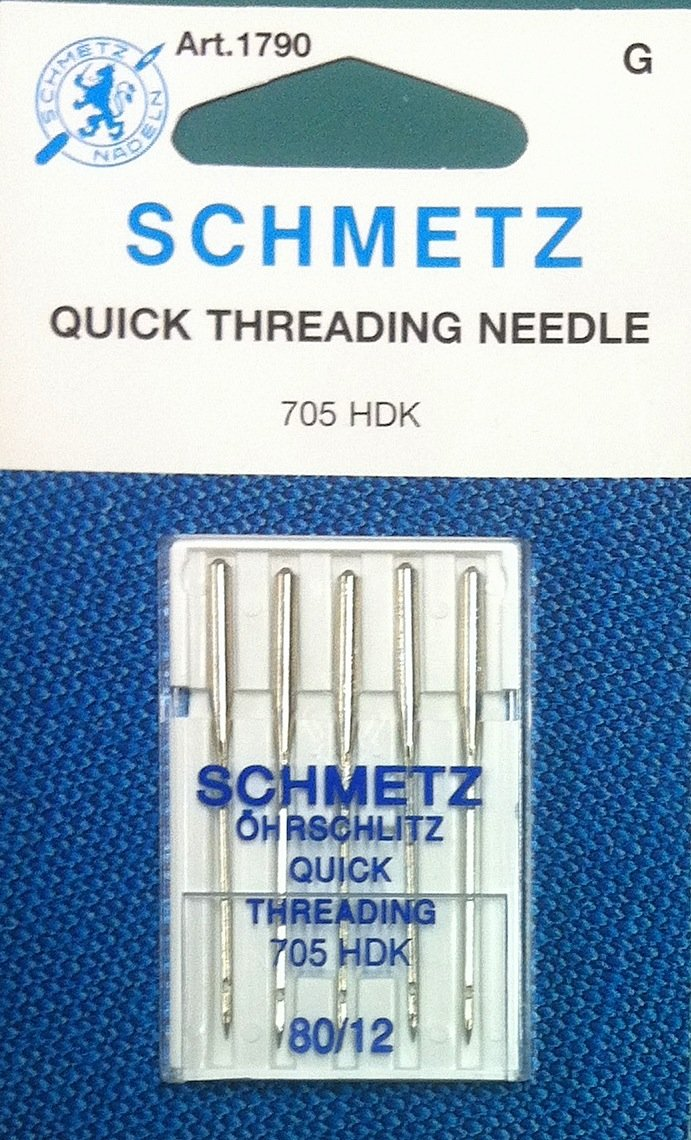 Schmetz Quick Threading Needle 80/12