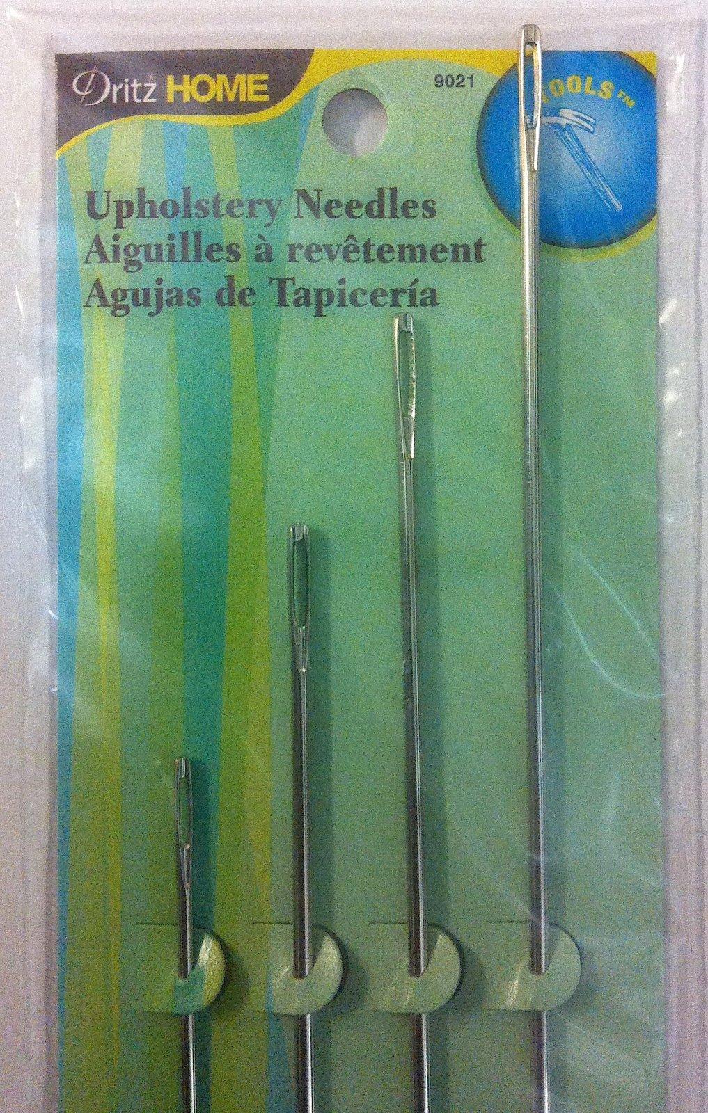 Dritz Upholstery Needles
