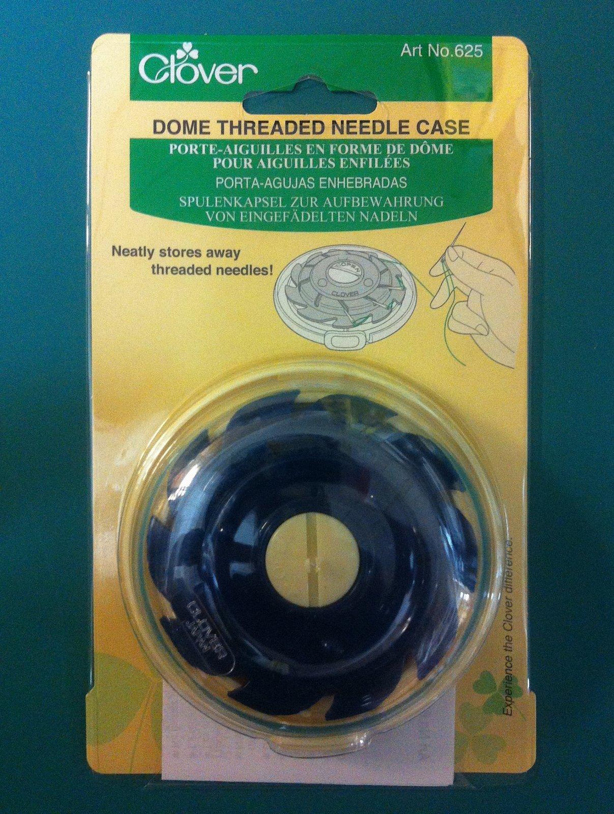 Dome Threaded Needle Case