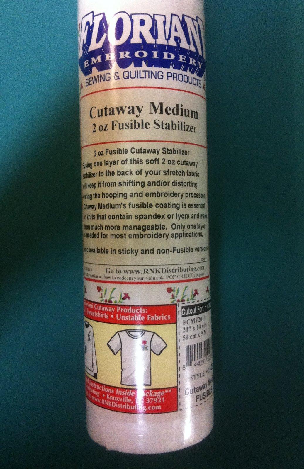 Cutaway Medium Roll 20 X 10 yds