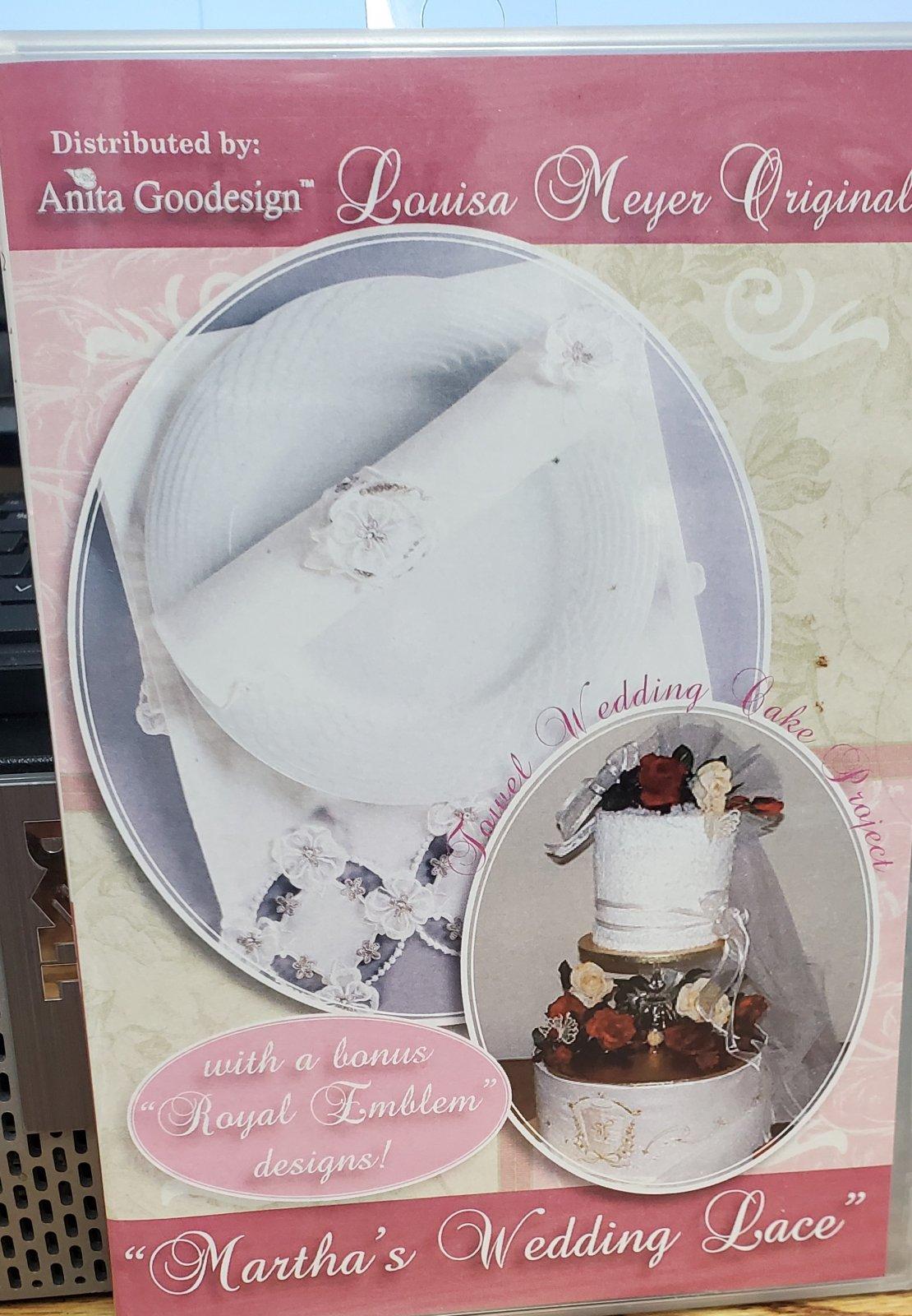 Martha's Wedding Lace