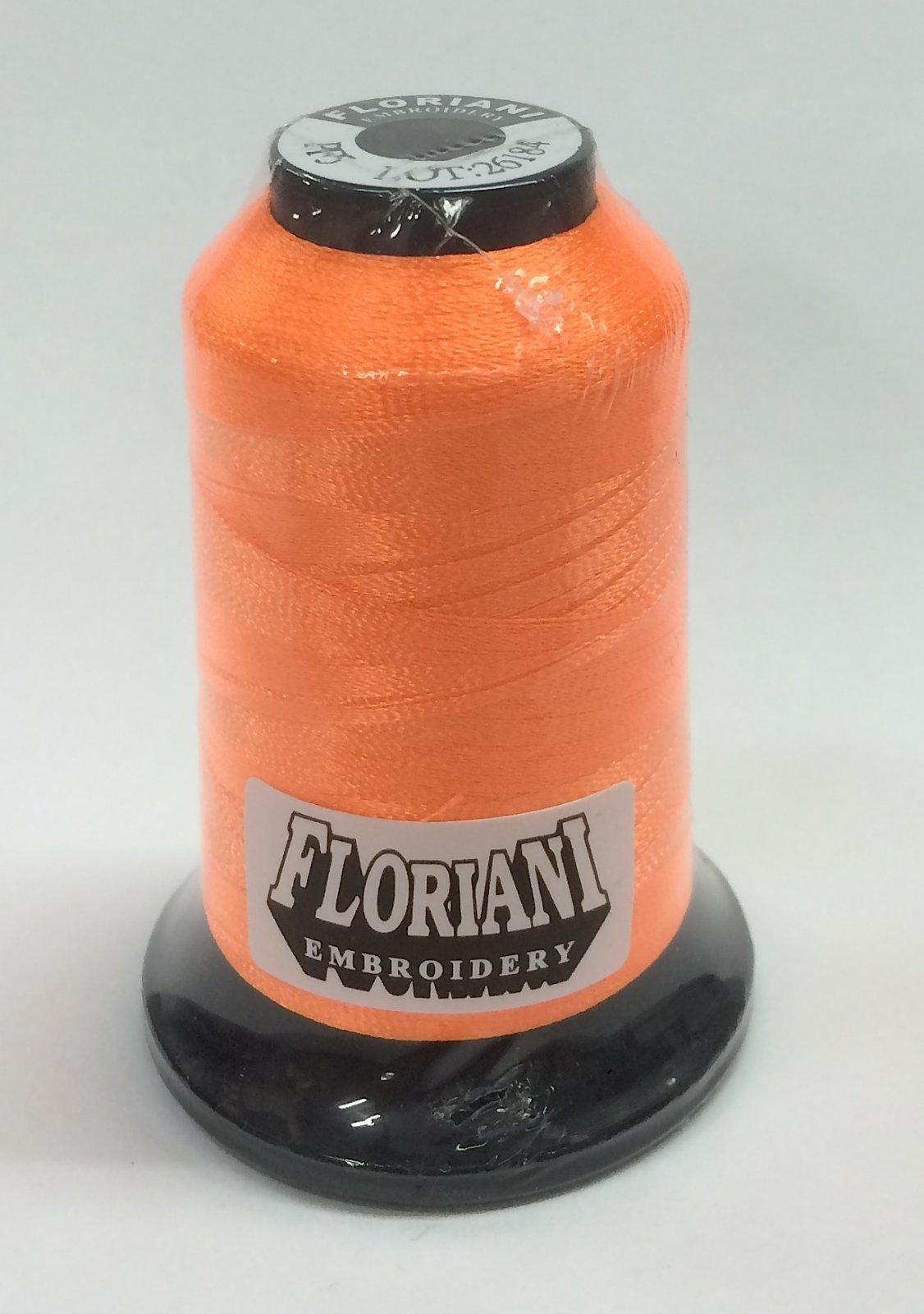 Floriani Embroidery Thread Color #0005