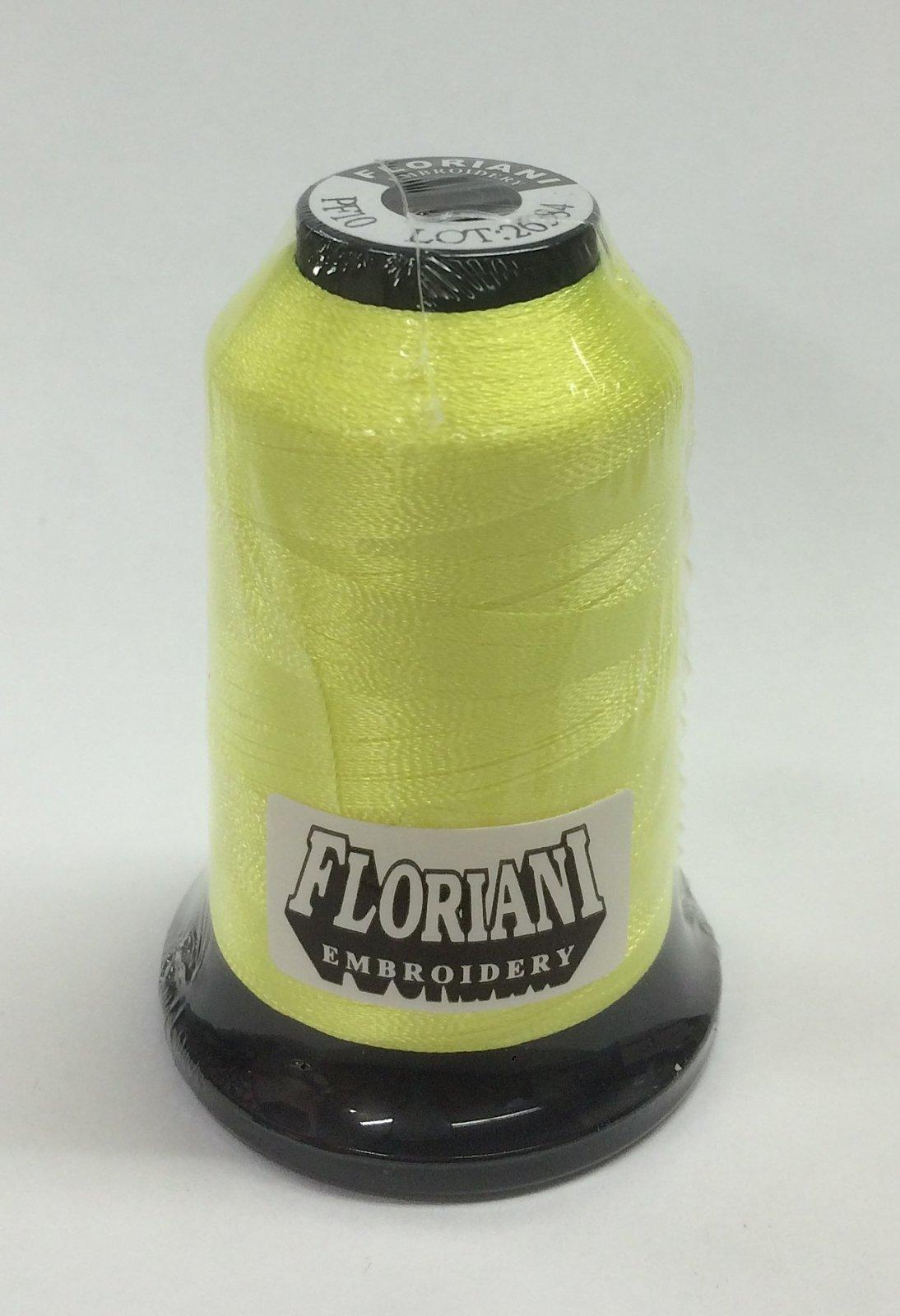 Floriani Embroidery Thread Color #0010