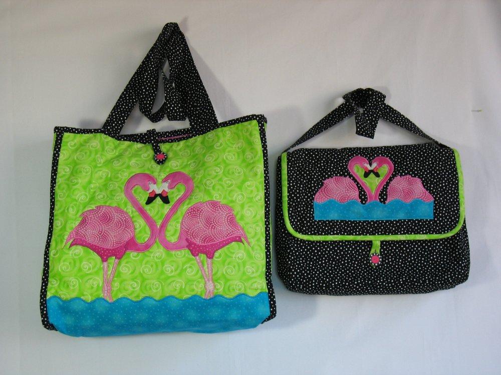 Flamingo Bags