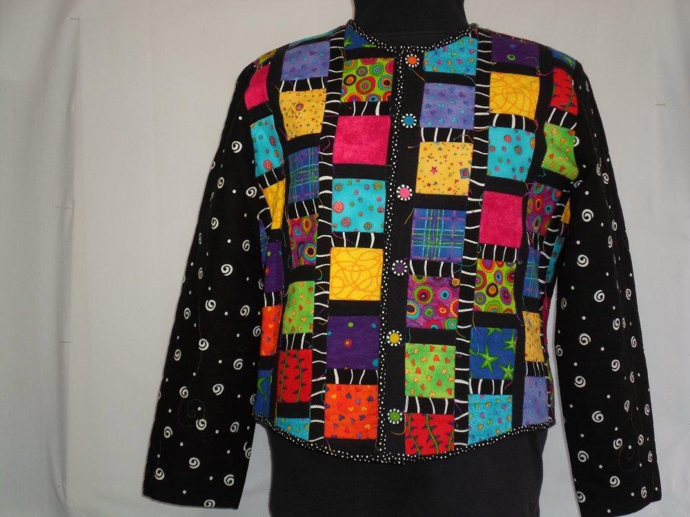 Hopscotch Jacket