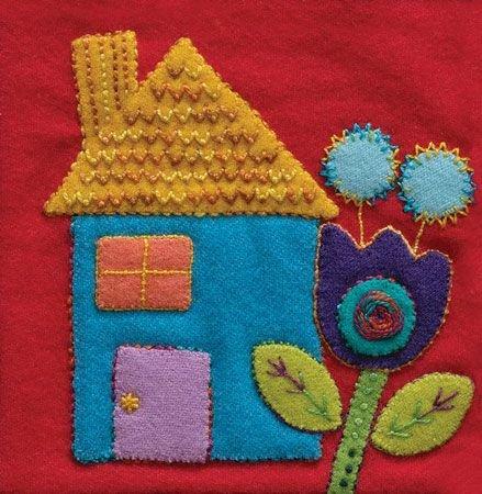 Pre-Cut Block: House Colorway 2