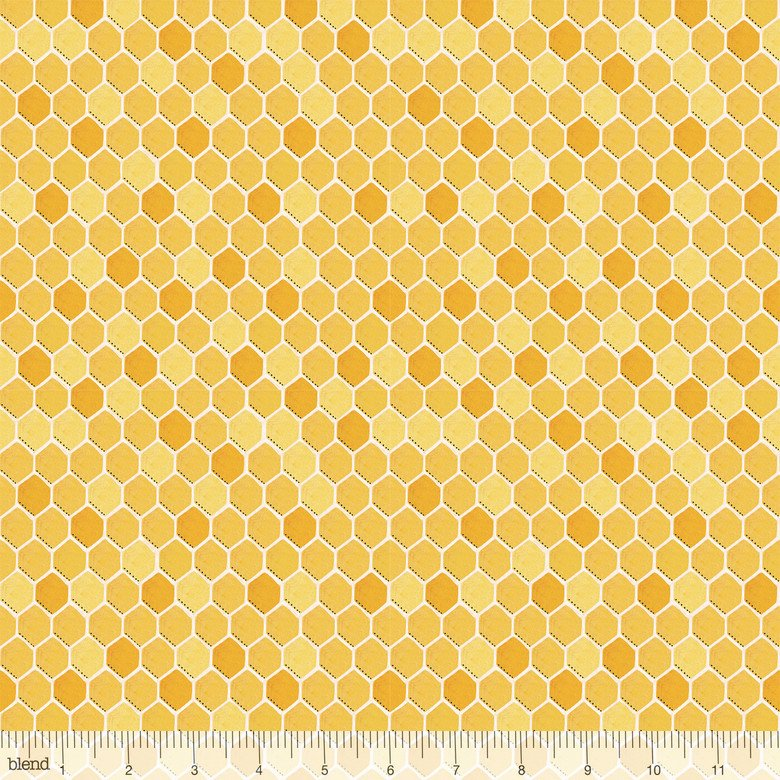 For the Love of Bees - Honey Honey Yellow