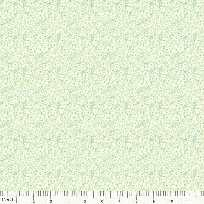 Wild Petal - Mint