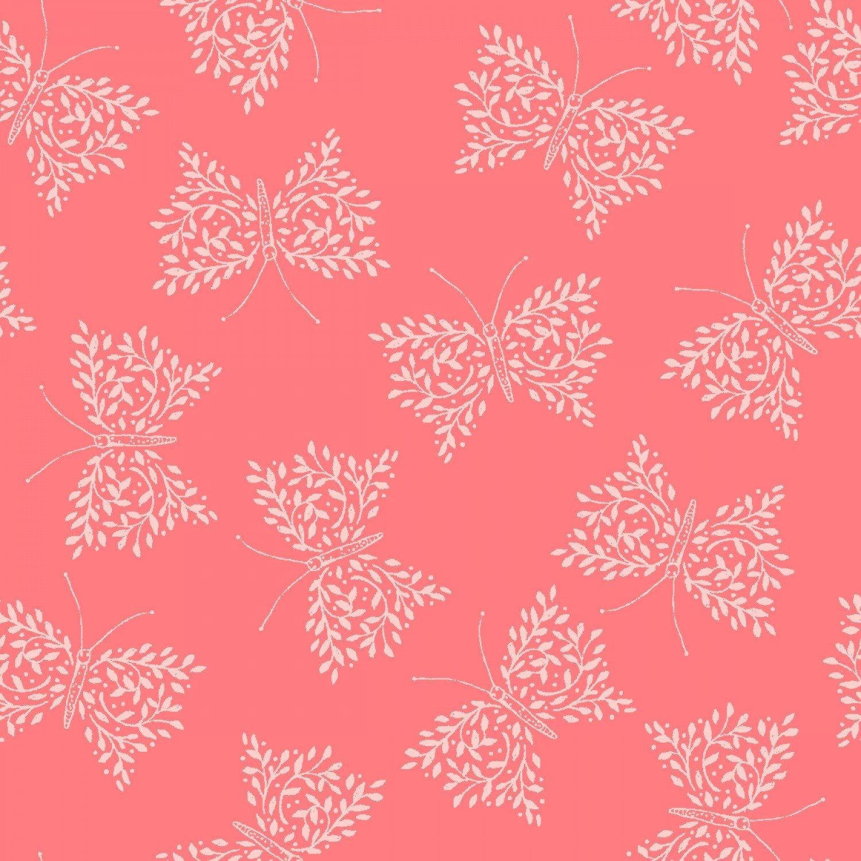Little Thicket - Pink Butterflies