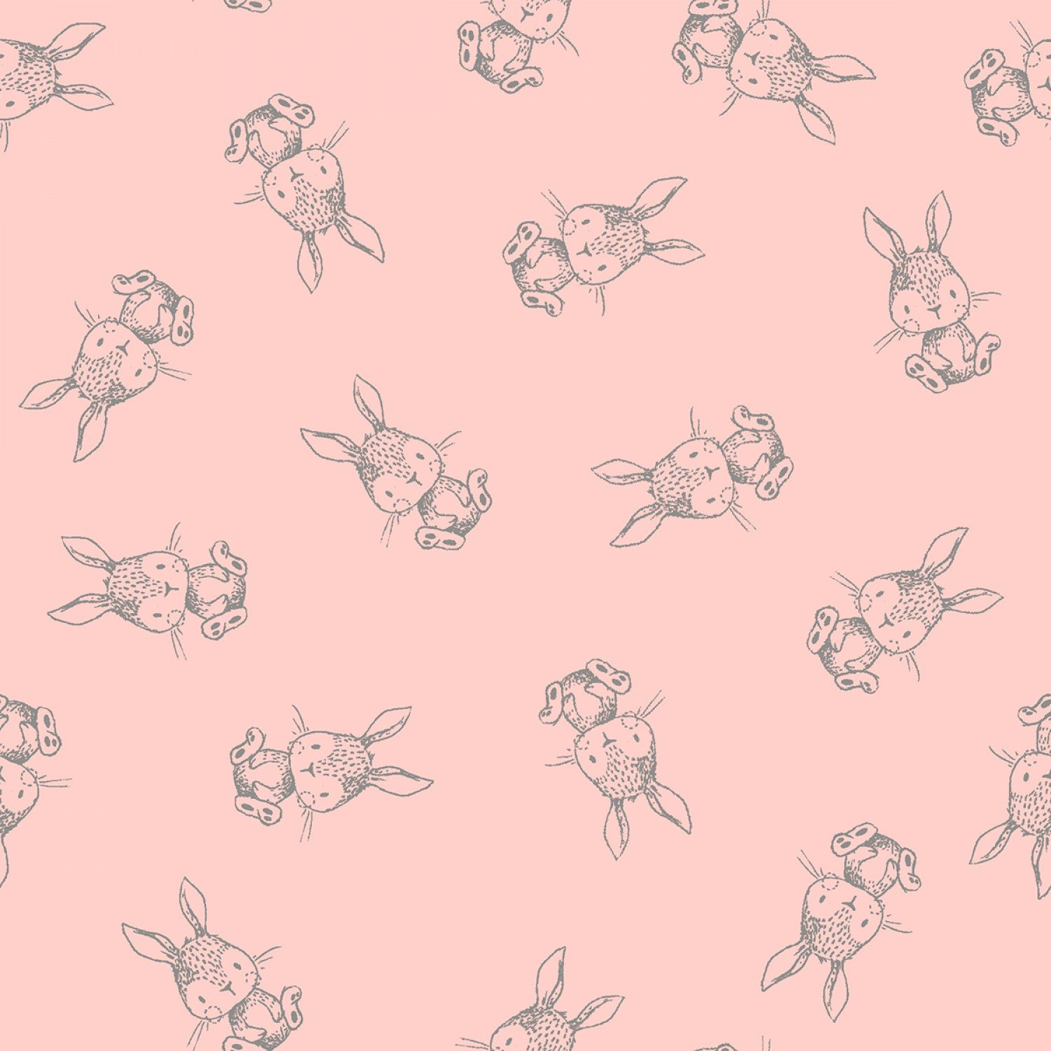 Little Thicket - Pink Bunnies