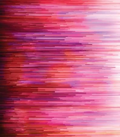 Gradients Digital Fragmented Stripe Pink