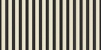 Black/Tan Stripe