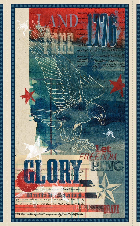 Land of Liberty - Large Panel