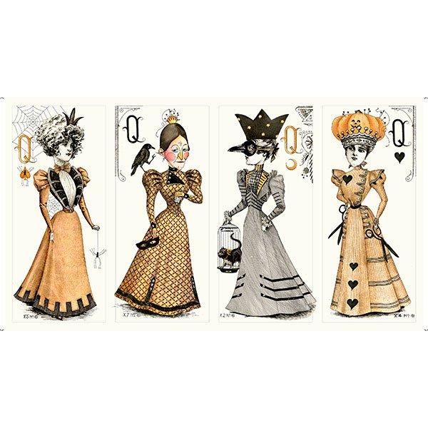 Queen Dolls Panel
