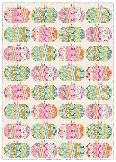 Harvest Quilt Kit - Tilda Fabric