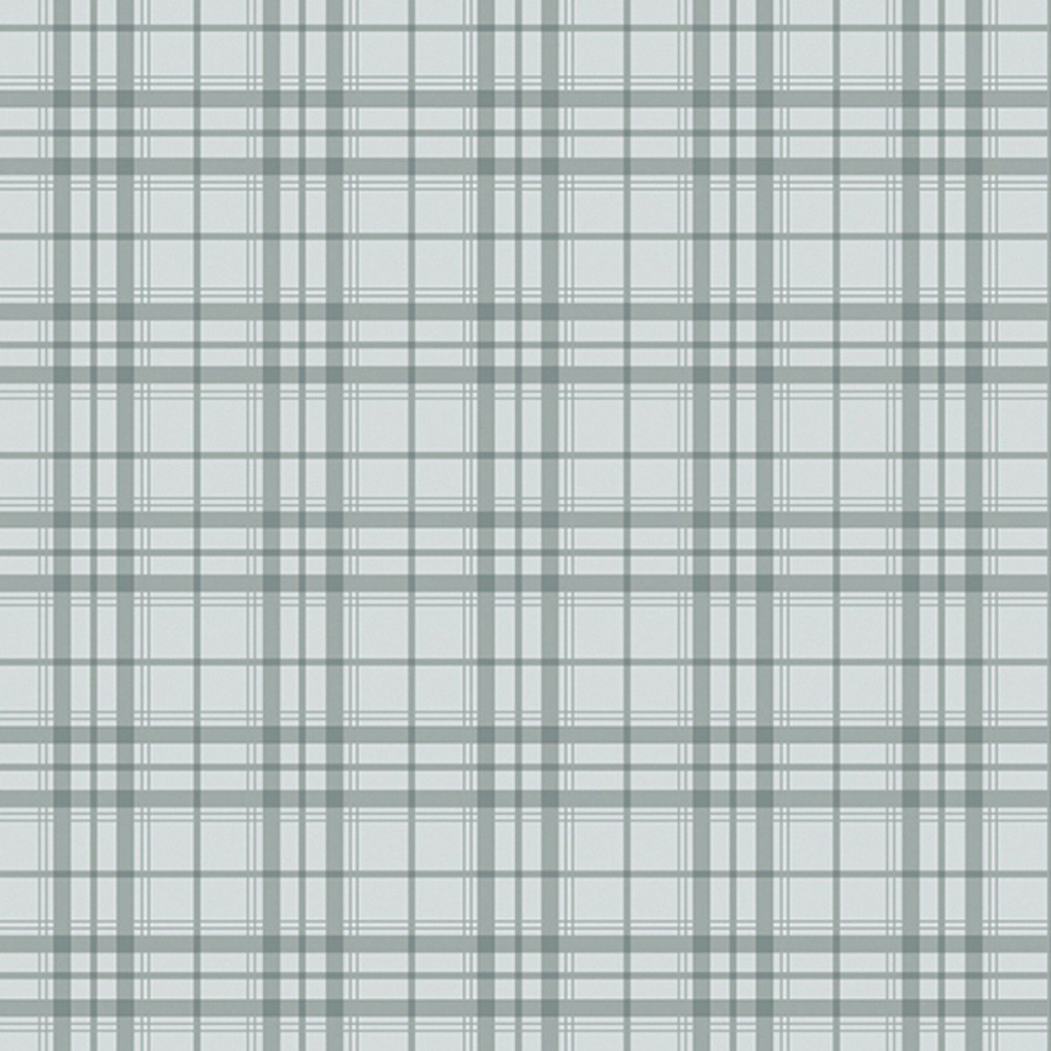 Home Grown - Grey Plaid