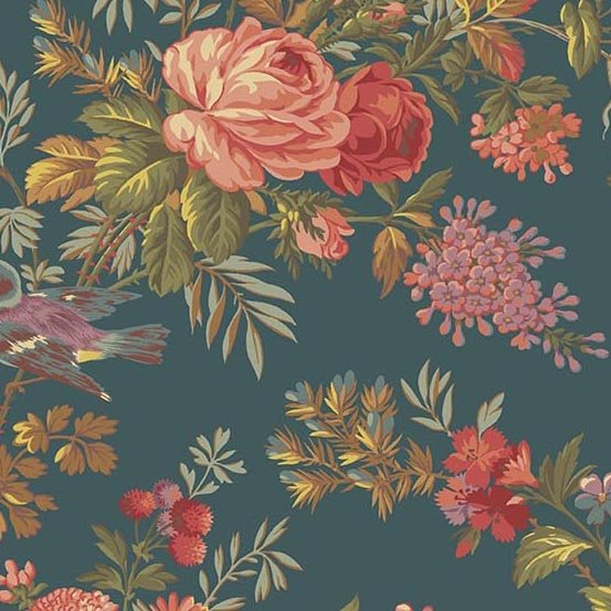 Bed of Roses - Bed of Roses - Teal