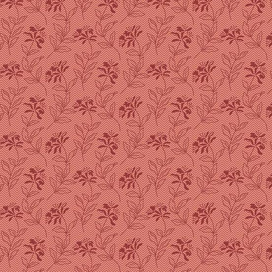 Bed of Roses - Sage - Primrose