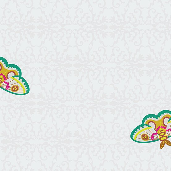 Art Theory - Rainbow 100 Moth - Day