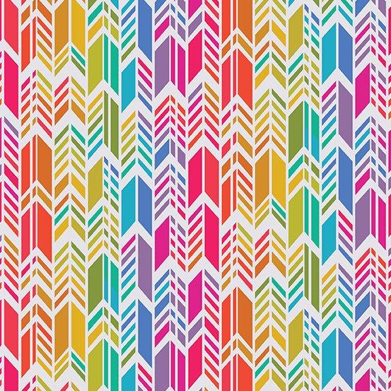 Art Theory - Rainbow Feather - Day