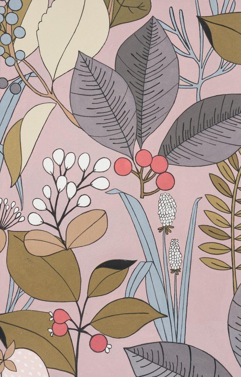 A Ghastlie Botanical - Mauve