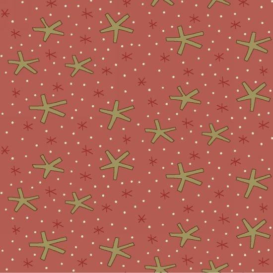 Large Snowflakes - Pink