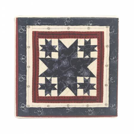 American Quilt Coaster 10
