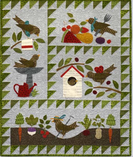 Cotton Applique Patterns