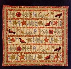Birdsong Pattern