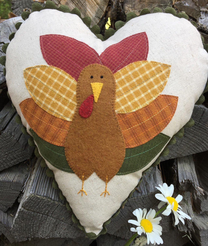 Turkey Little Pillow Kit