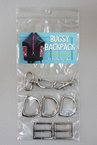 Bugsy Backback Hardware Kit