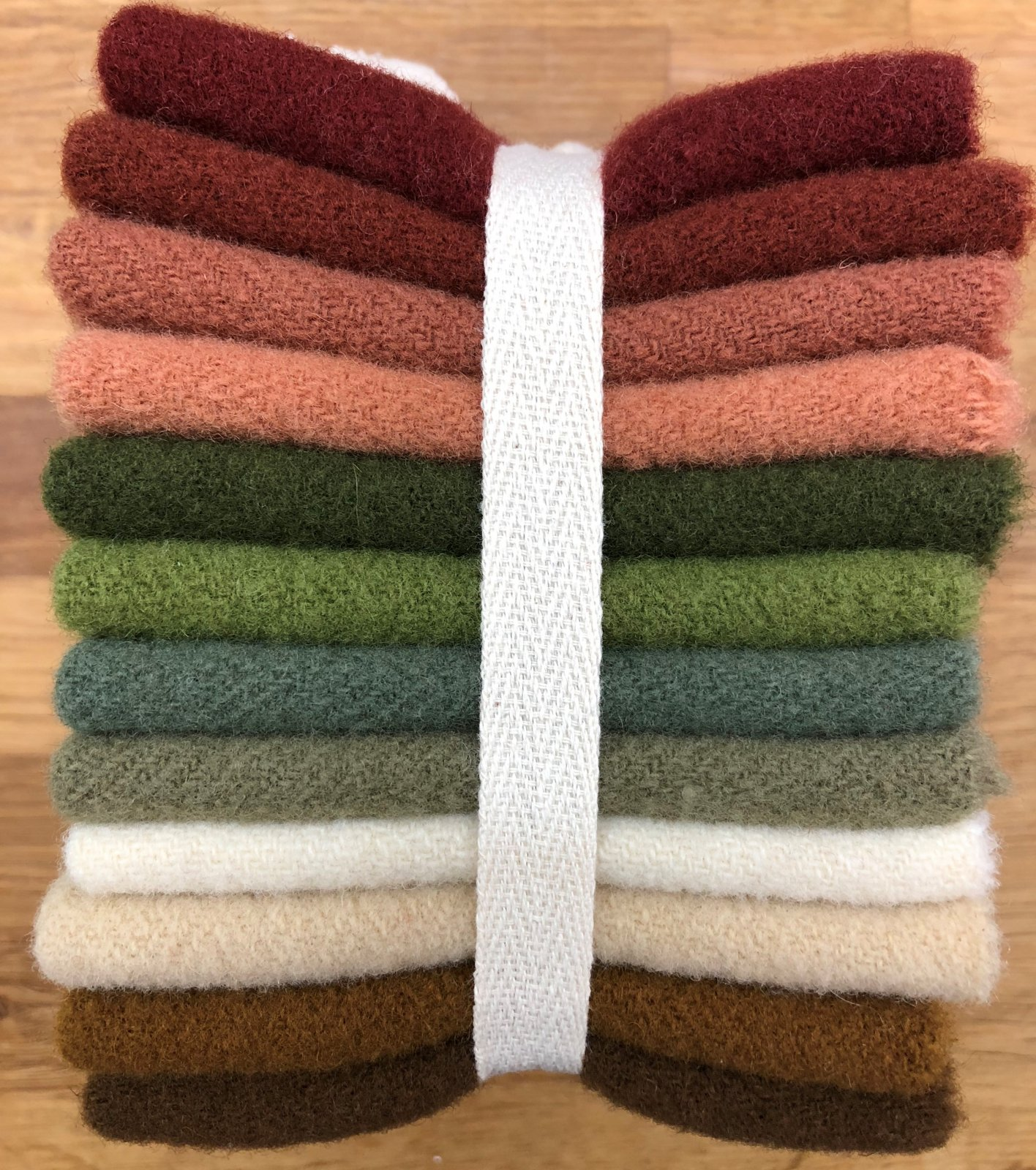 Buttermilk Basin Wool - Small Bundle