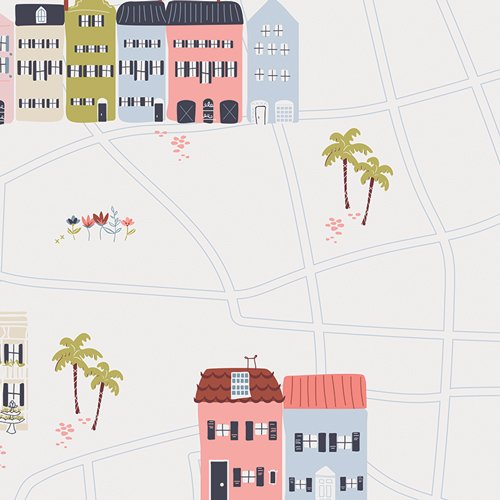 Charleston - The Row