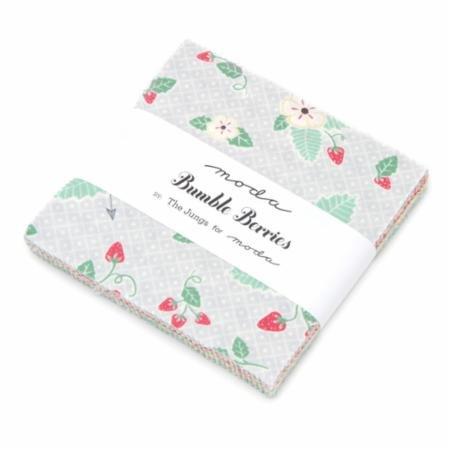 Bumbleberries Charm Pack