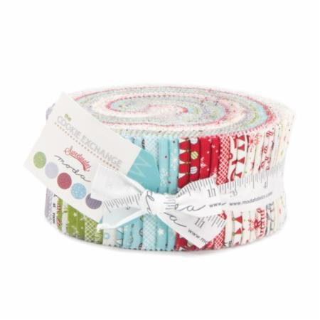 Cookie Exchange Jelly Roll