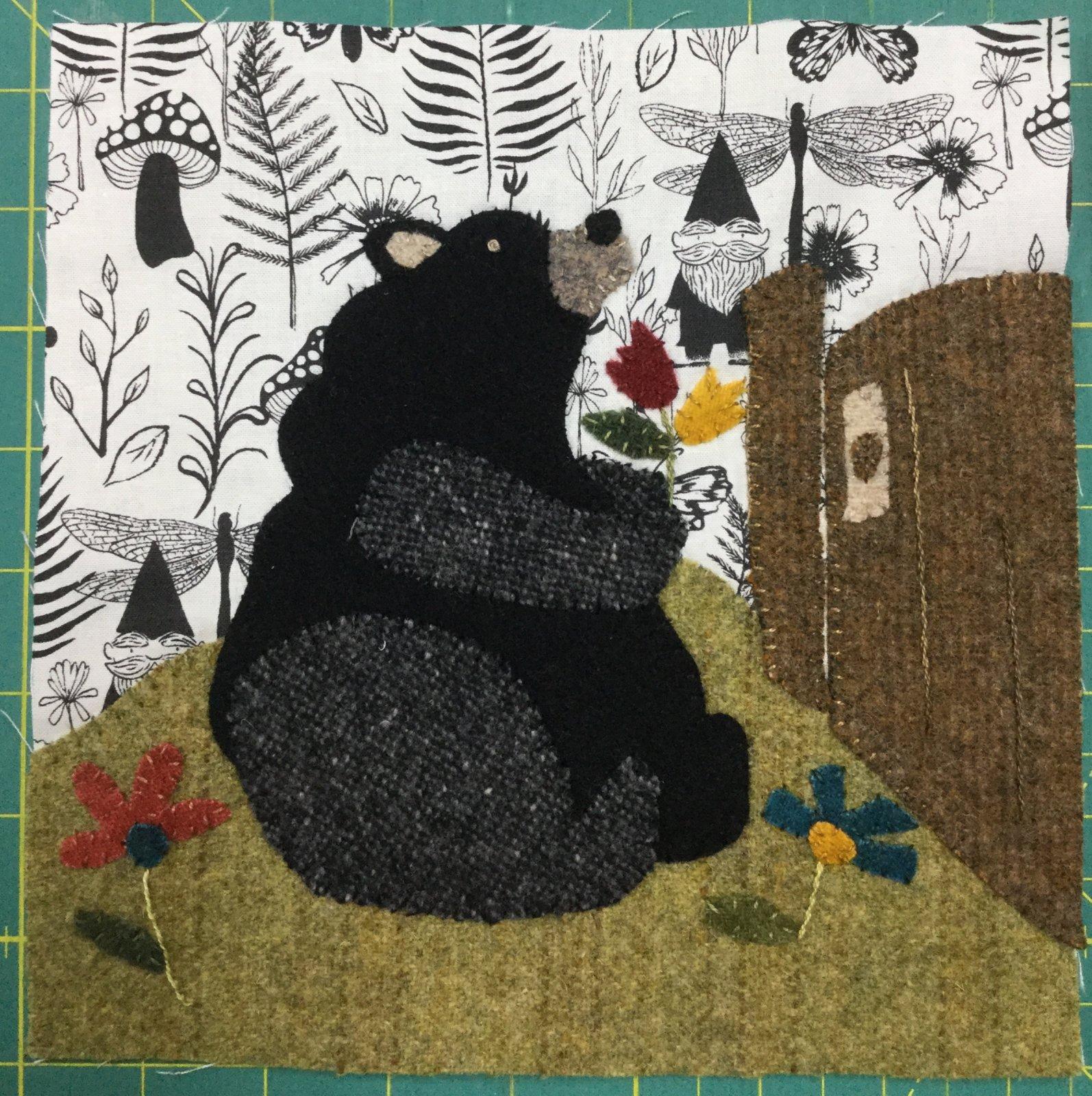 Wooly Block Kit 2018 - Little Big Bear