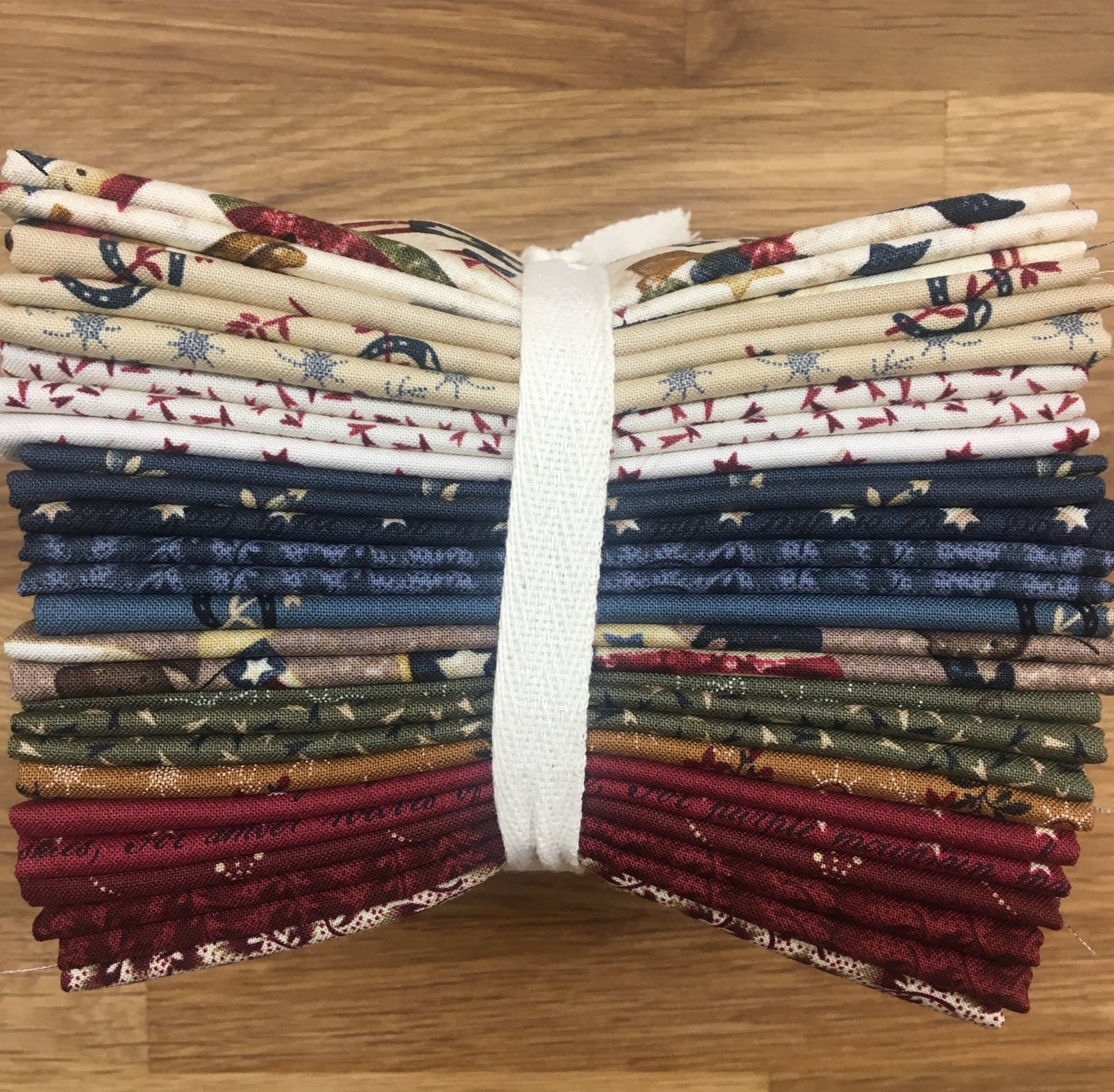 Spirit of America Fat Quarter Bundle
