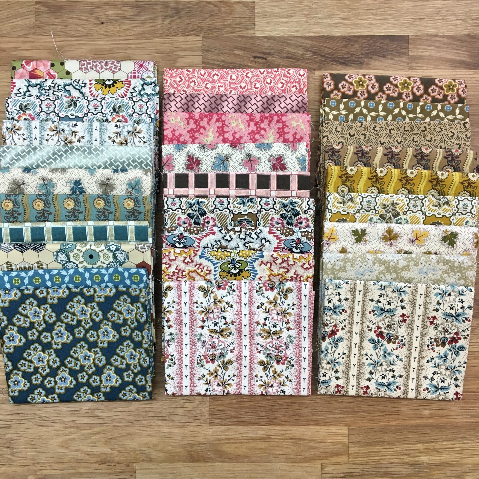 Maling Road Fat Quarter Bundle